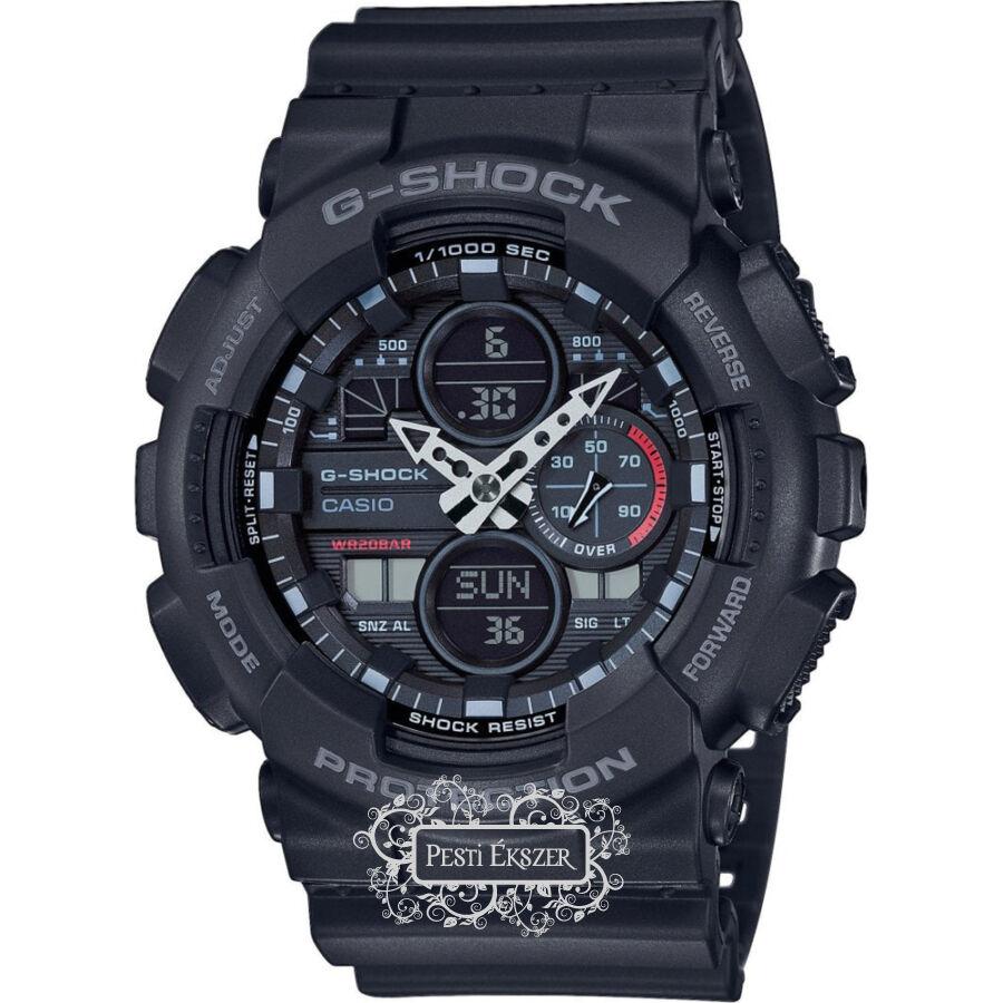 Casio G-Shock férfi óra GA-140-1A1ER