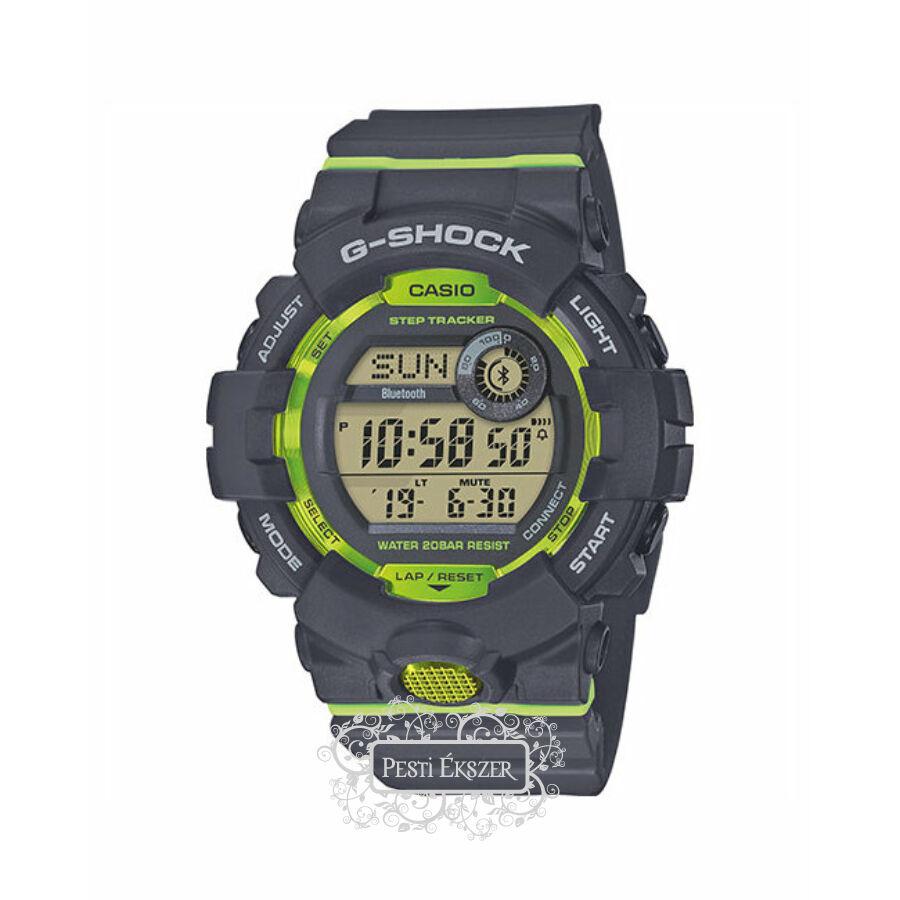 Casio G-Shock Bluetooth férfi óra GBD-800-8ER
