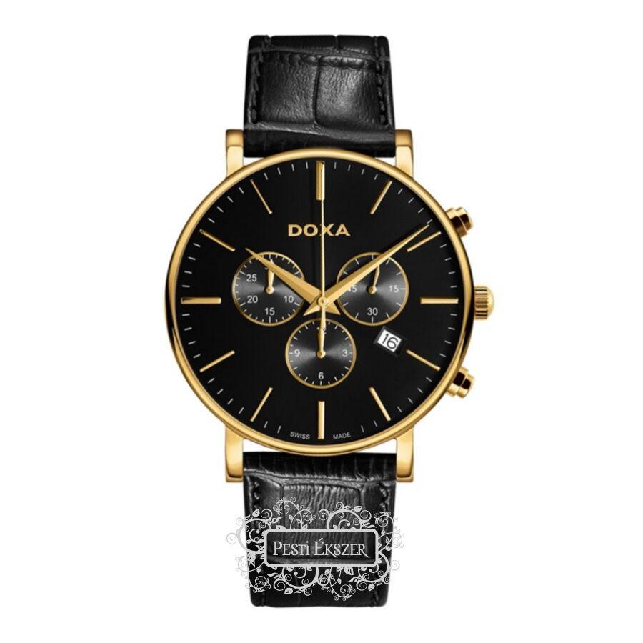 Doxa D-Light férfi óra 172.30.101.01
