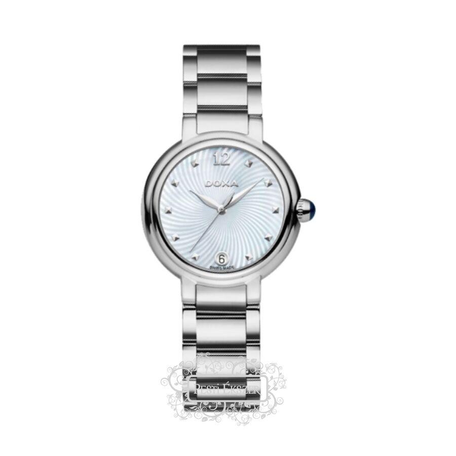 Doxa Blue Stone női óra 510.15.056.10