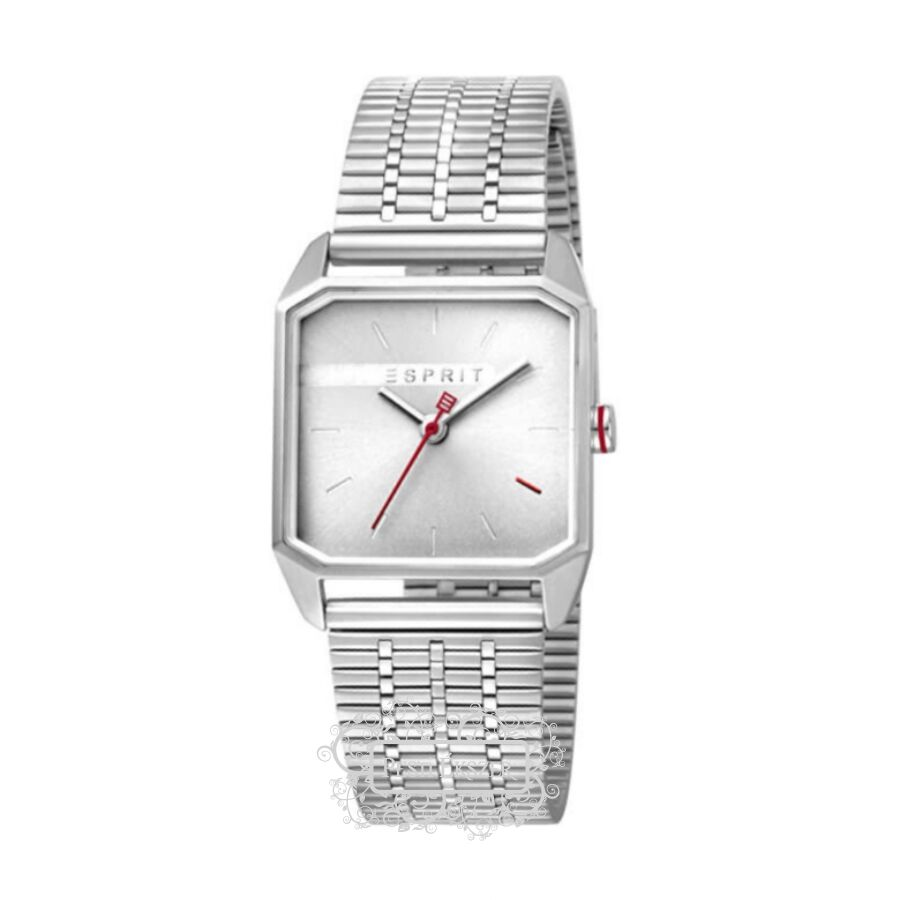 Esprit Cube Silver női óra ES1L071M0015
