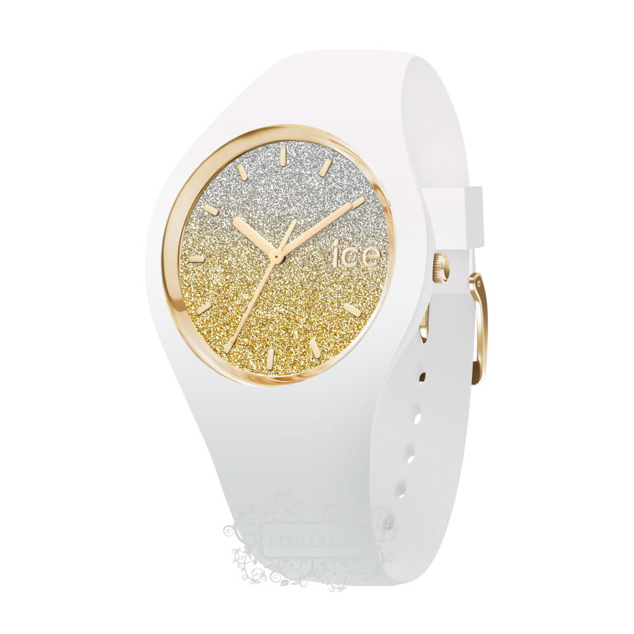Ice-Watch Ice Lo White Gold Small 013428