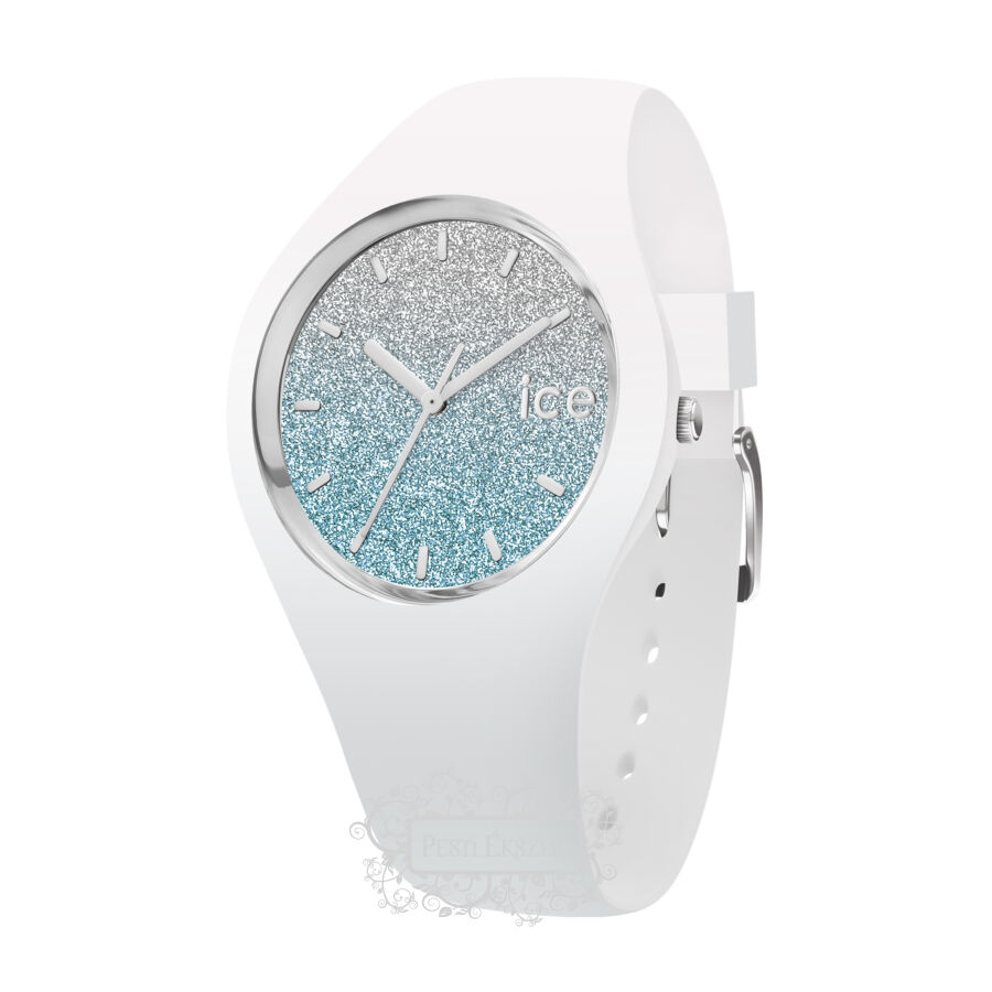 Ice-Watch Ice Lo White Blue Medium 013429