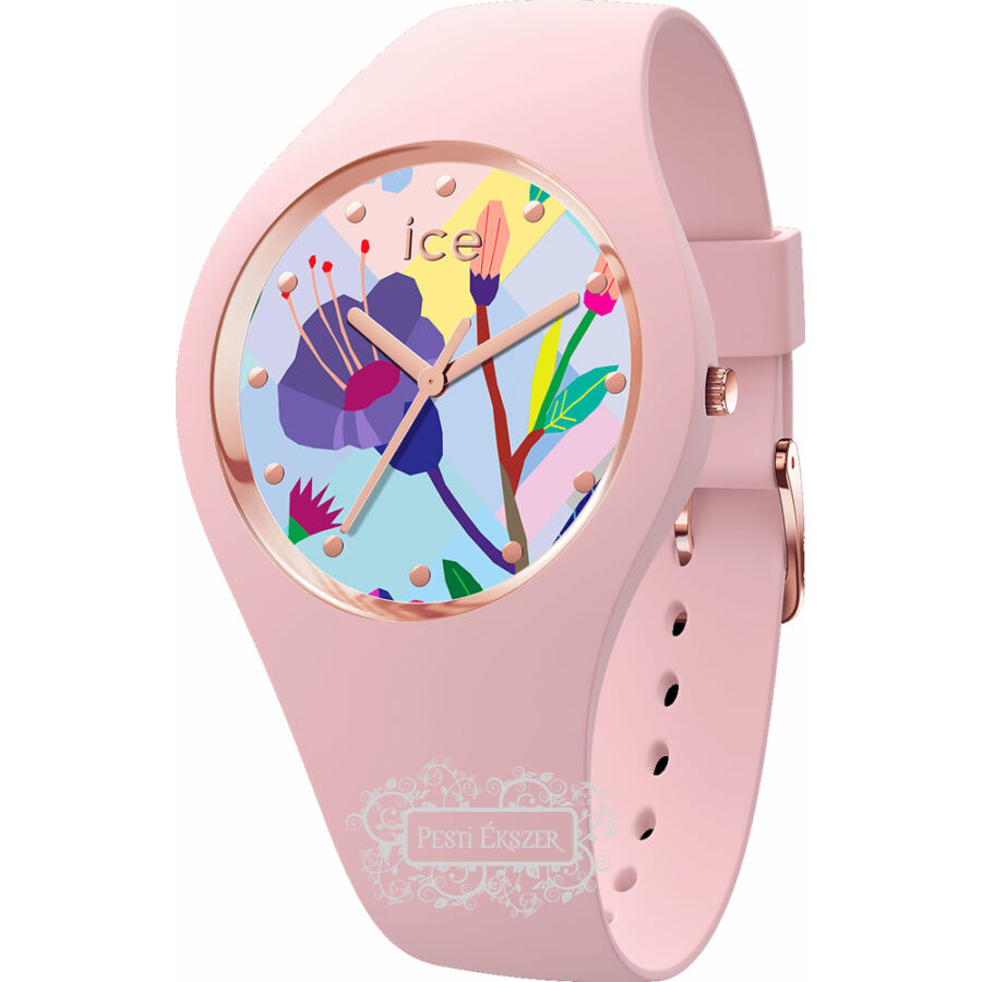 Ice-Watch Ice Flower Pink Small 016654