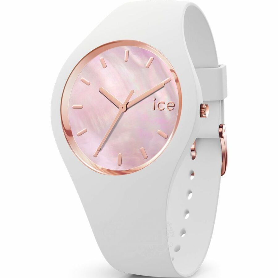 Ice-Watch Pearl White Pink 017126