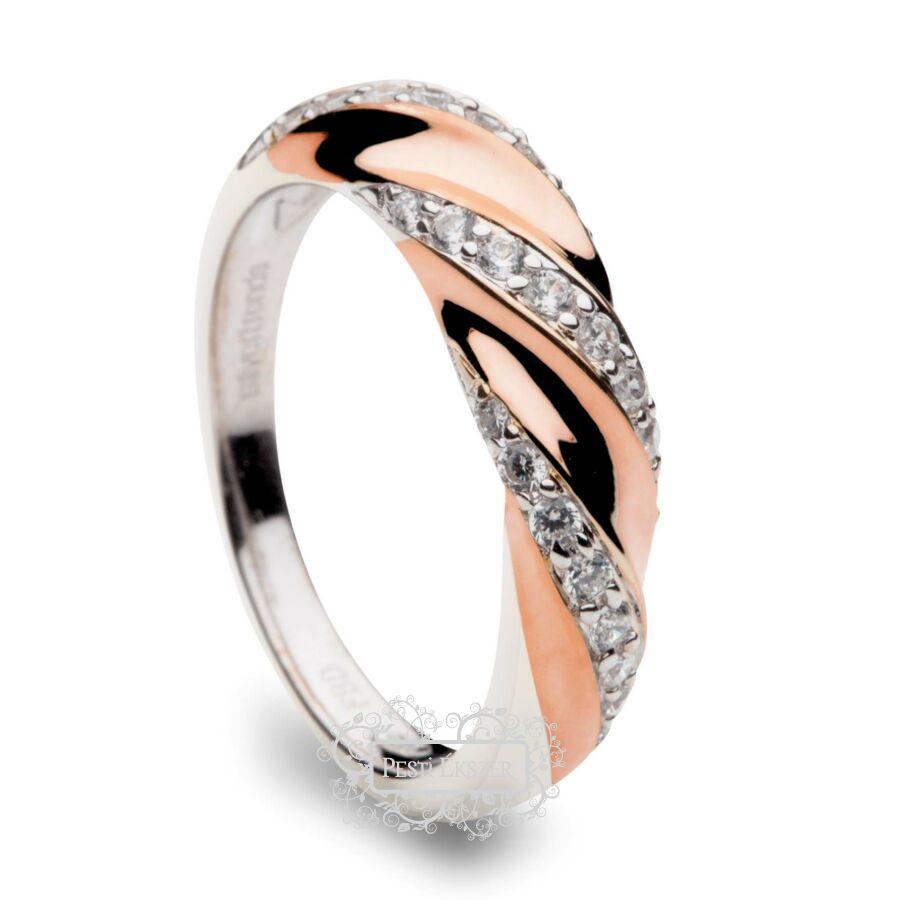Silvertrends gyűrű ST1183/54