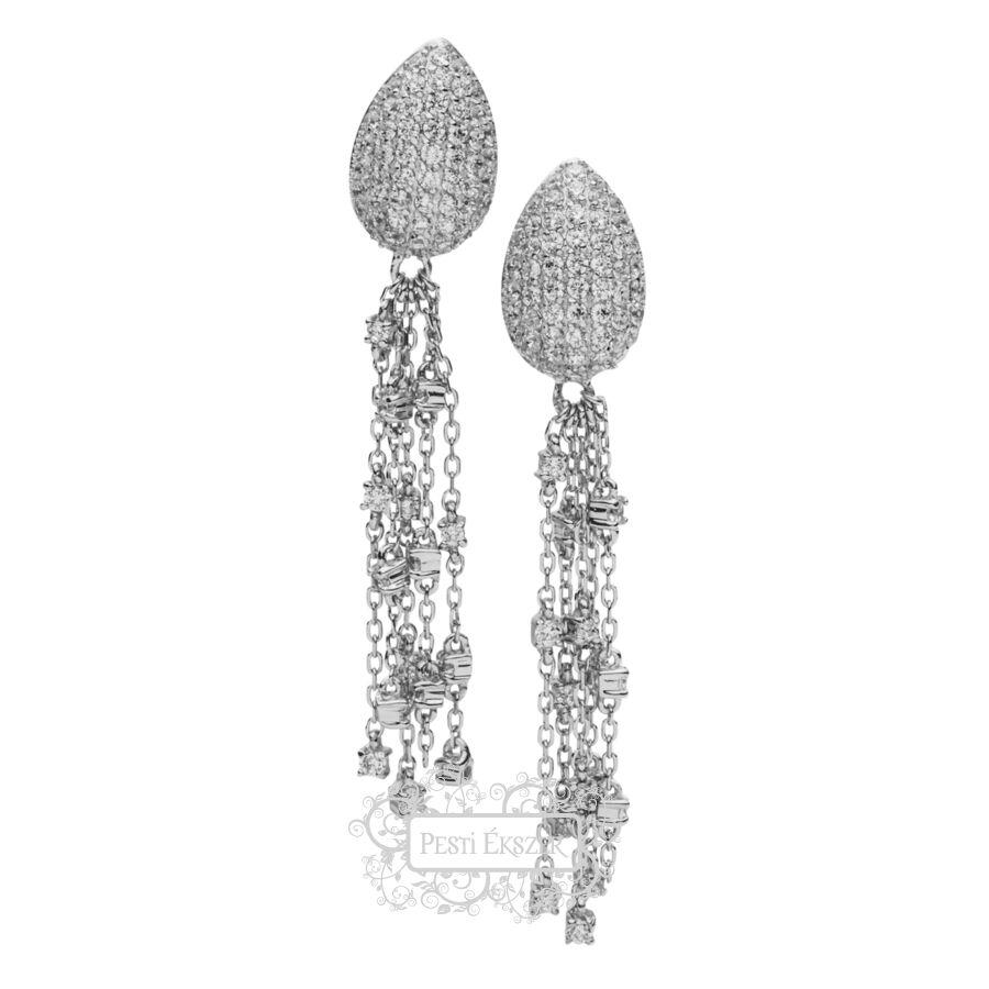 Silvertrends fülbevaló ST1248