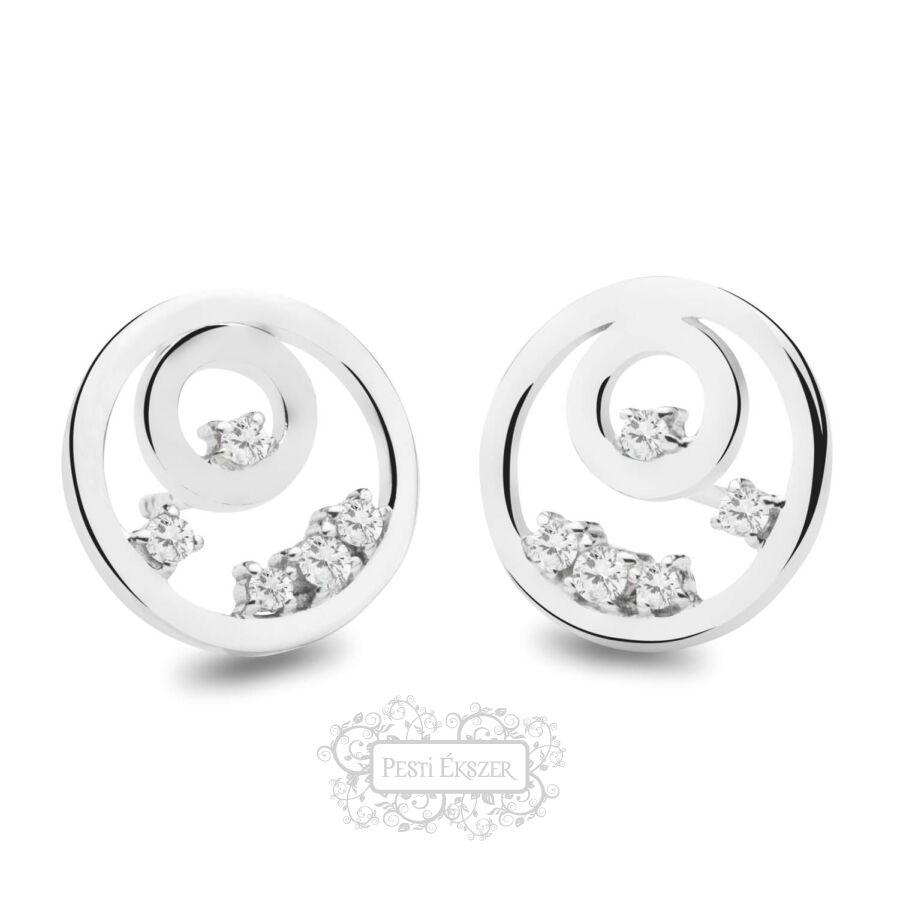 Silvertrends fülbevaló ST1390