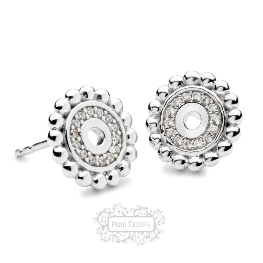 Silvertrends fülbevaló ST1392