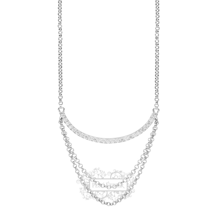 Silvertrends nyakék ST1480