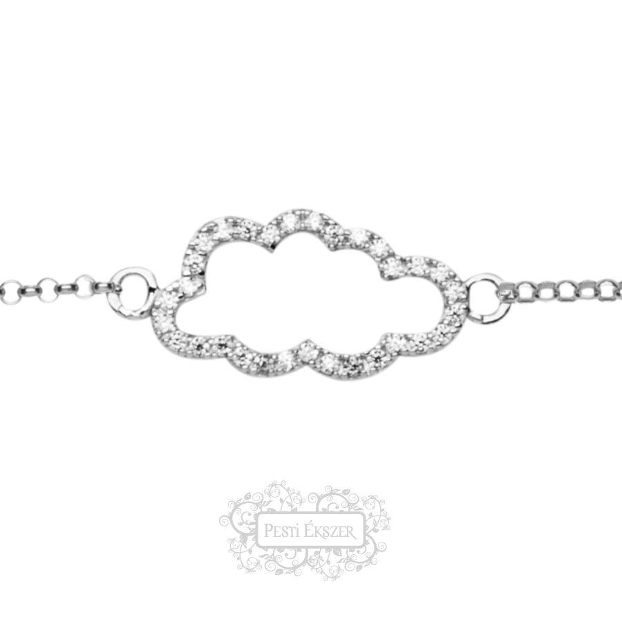 Silvertrends karkötő  ST1506