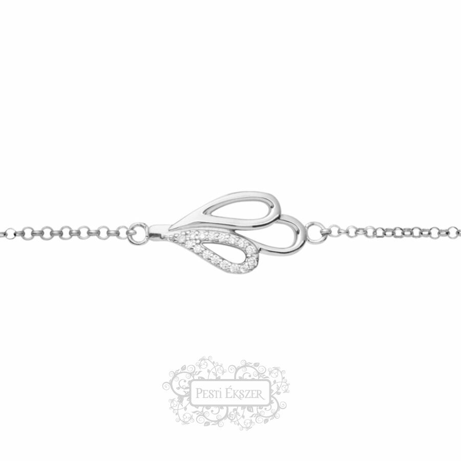 Silvertrends karkötő  ST1534