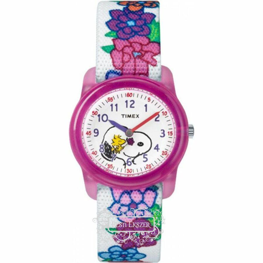 Timex Snoopy gyerek óra TW2R41700