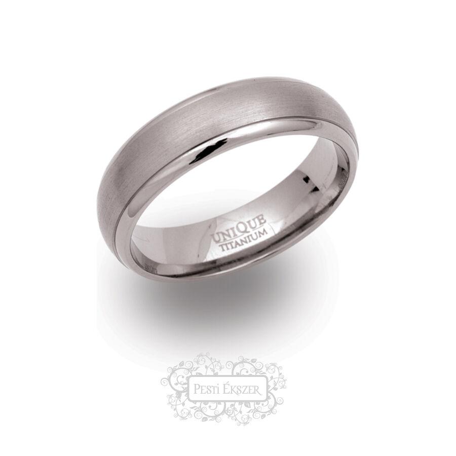 Unique női titánium gyűrű TR-4/54